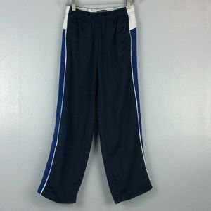 Old Navy Boys Blue Poly Athletic Pants Sz L